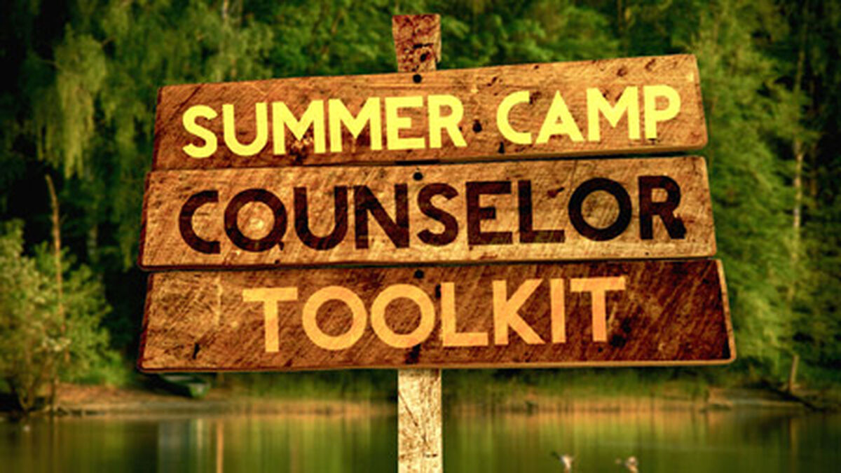Summer Camp Counselor Tool Kit image number null