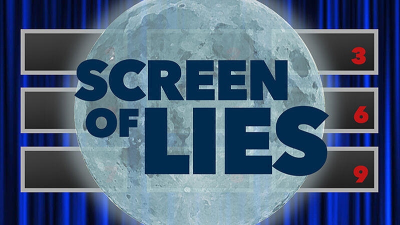 Screen of Lies Volume 1