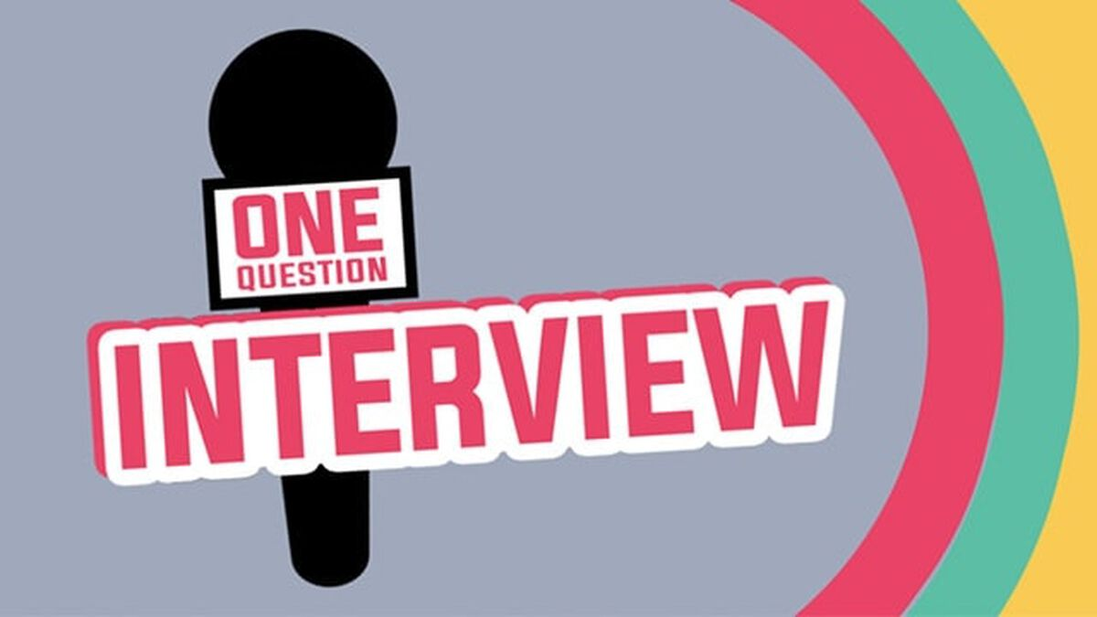 One Question Interview image number null