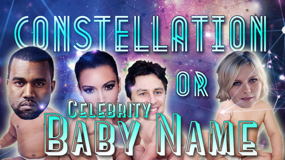 Constellation or Celebrity Baby Name image number null