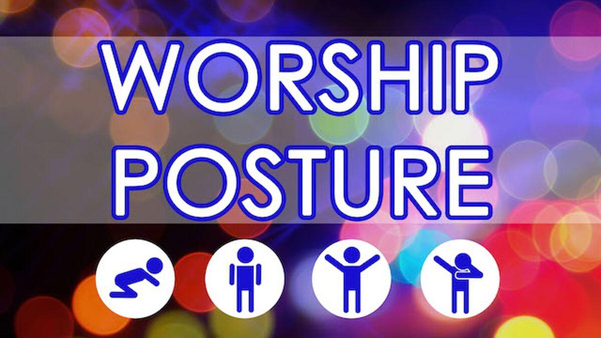 Worship Posture image number null