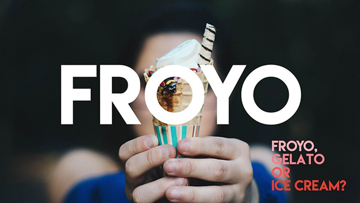 Froyo, Gelato or Ice Cream (February 6th, National Frozen Yogurt Day) image number null