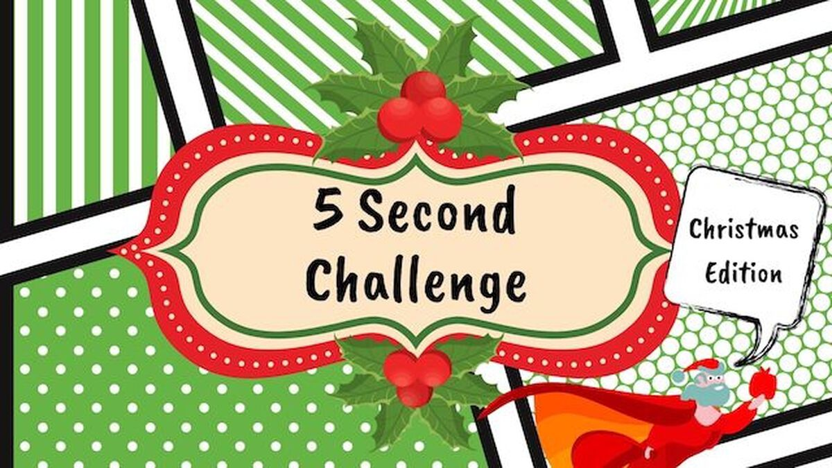 5-Second Challenge Christmas Edition image number null