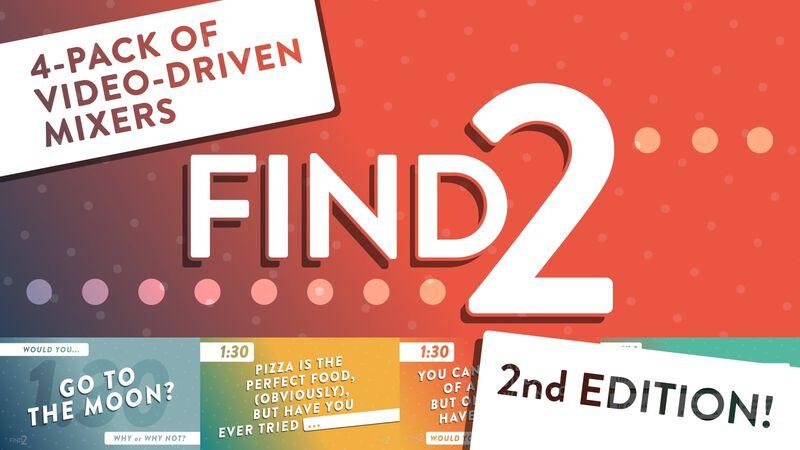 Find 2 Volume 2