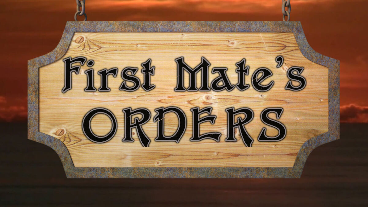 First Mate's Orders image number null