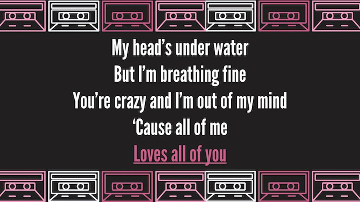 Don't Forget the Lyrics: Valentine's Edition image number null