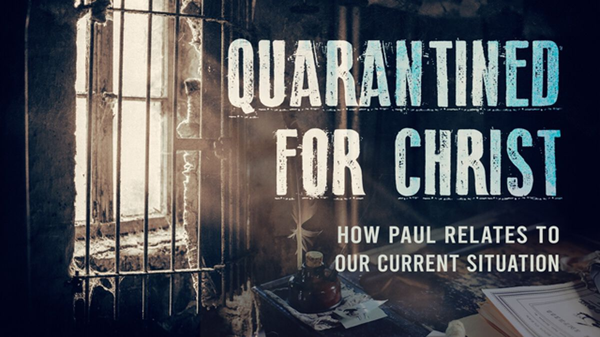 Quarantined for Christ image number null