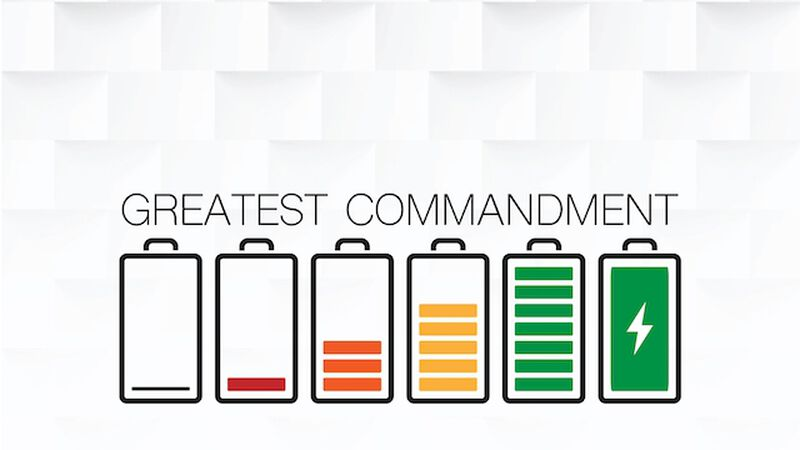 Viva! Greatest Commandment