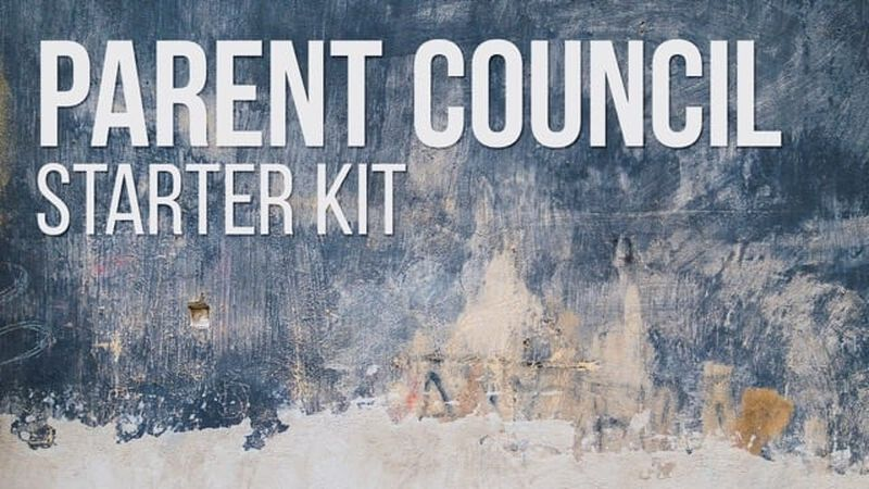 Parent Council Starter Kit