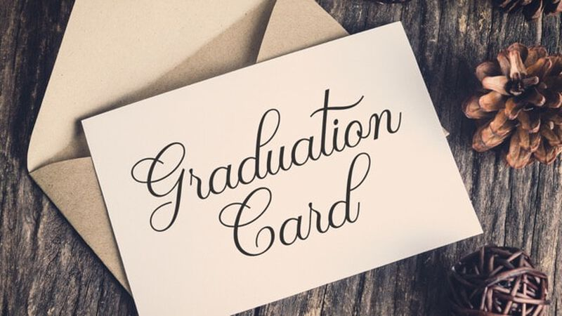 FREEBIE: Graduate Card 1 Timothy 4:12 Devotional