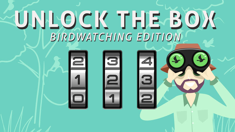 Unlock the Box Mini: Birdwatching