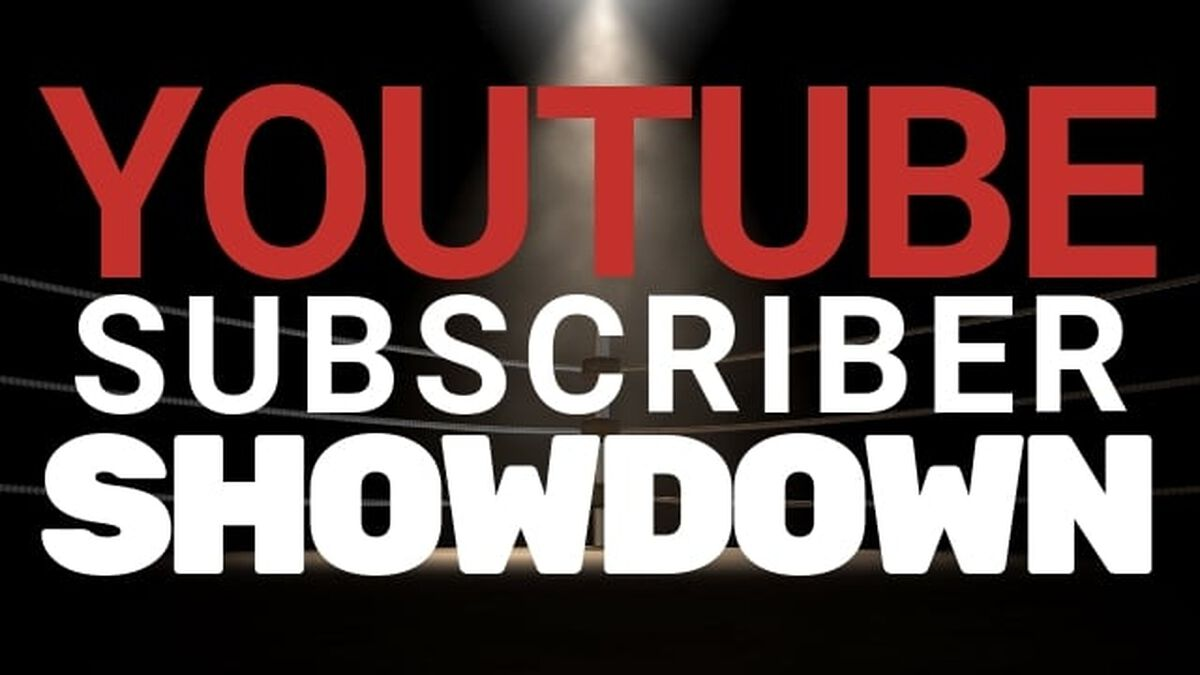 Subscriber Showdown image number null