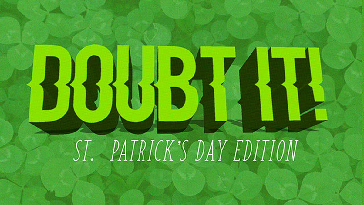 Doubt It!: Saint Patrick's Edition image number null