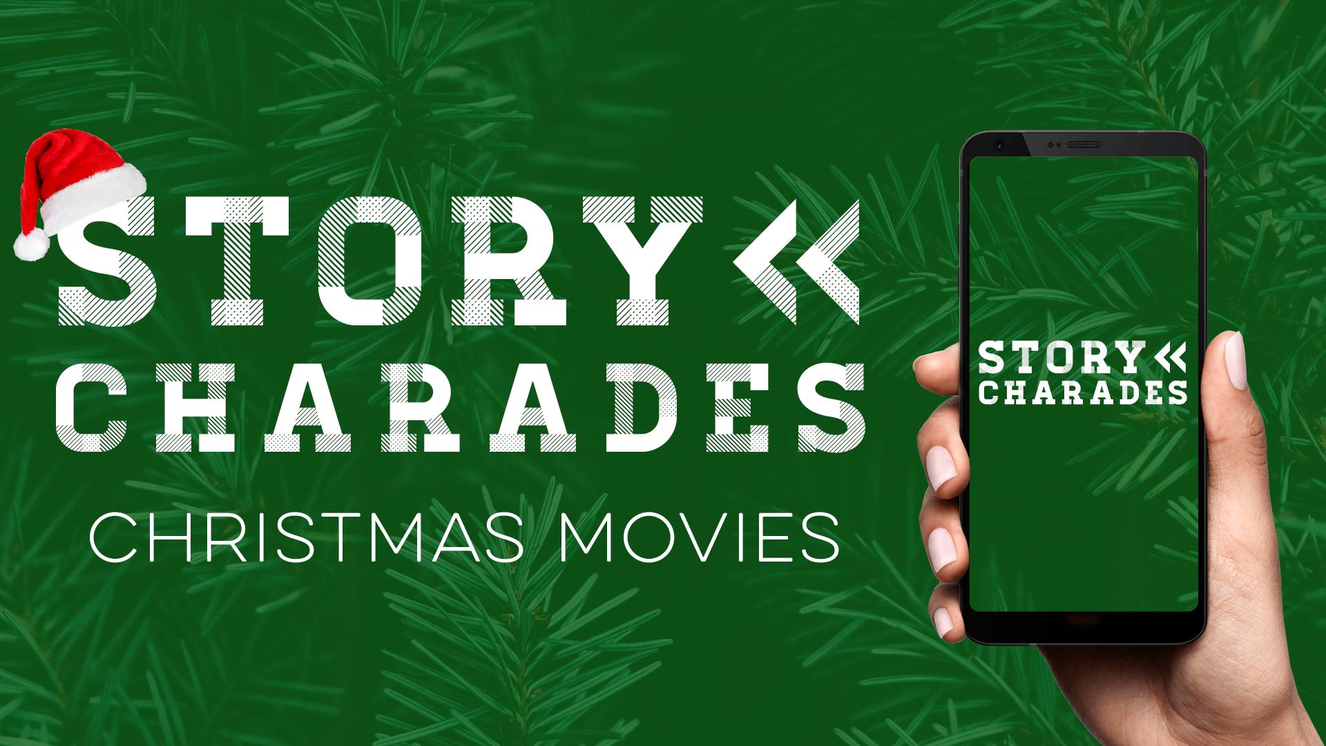 Story Charades Christmas Movies Edition