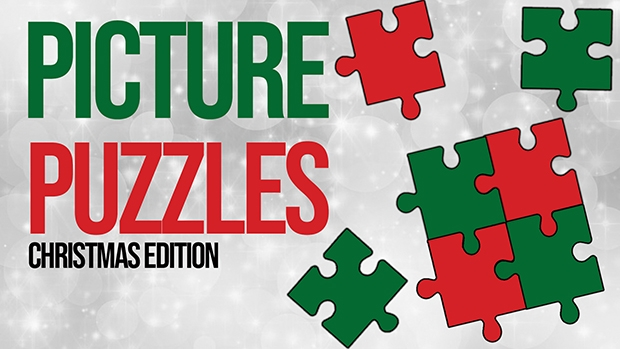 Picture Puzzles Christmas Edition