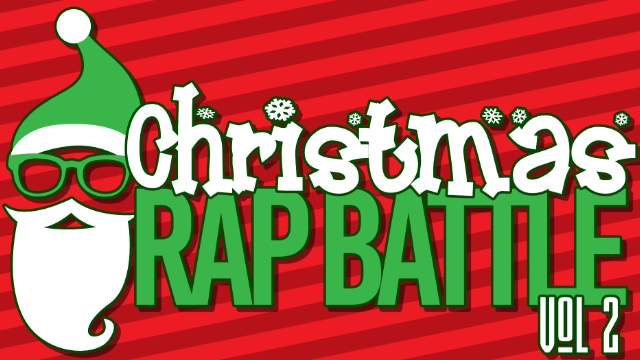 Christmas Rap Battle - Volume 2