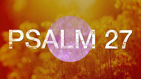 Video: Psalm 27 image number null