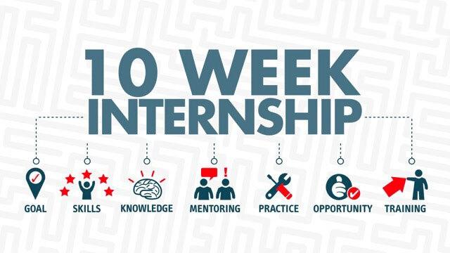Ten-Week Internships To Go!