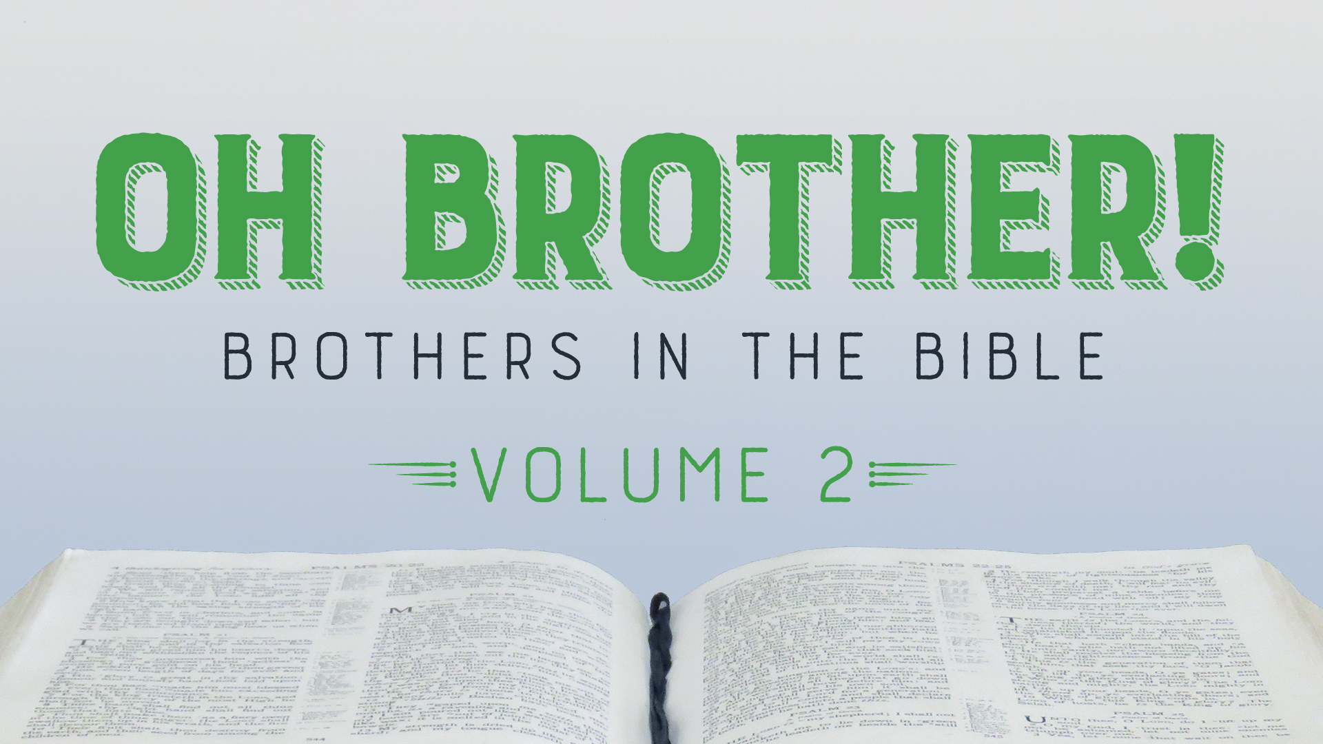 Oh Brother! Volume 2