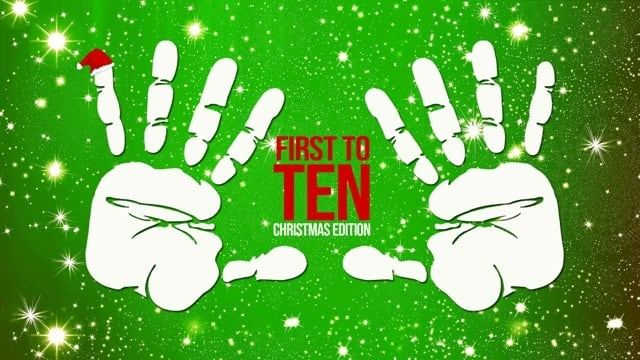 First to Ten: Christmas Edition