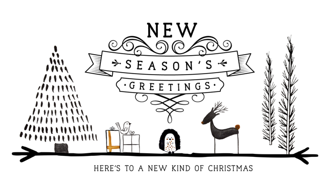 New Season's Greetings