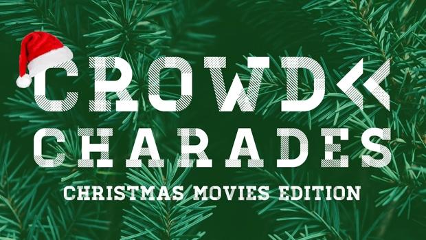 Crowd Charades Christmas Movies Edition