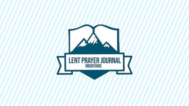 Mountain Lenten Devotional