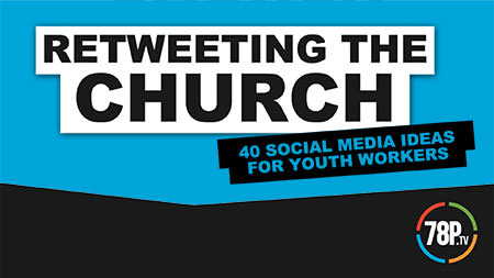 Retweeting the Church image number null